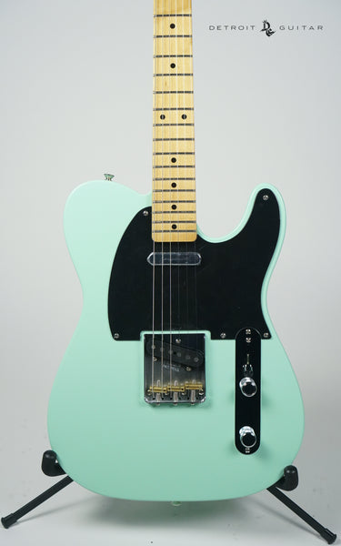 Fender Vintera '50s Telecaster Modified MN Surf Green w/ Bag