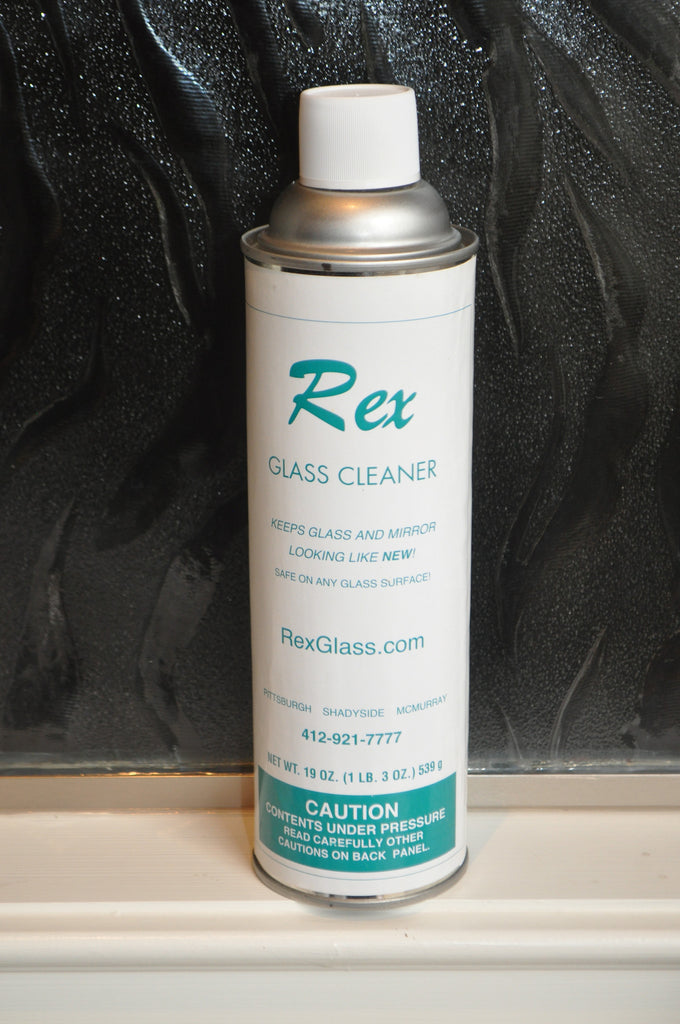 Rex Glass Cleaner (12 Pack)