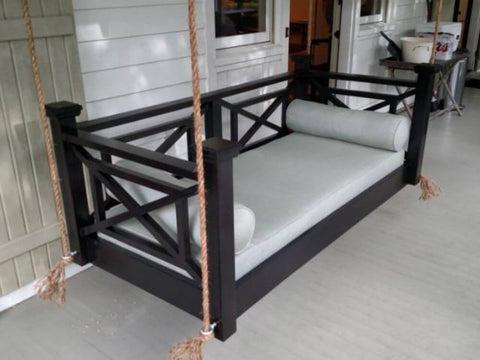 HANGING PORCH SWING BEDS