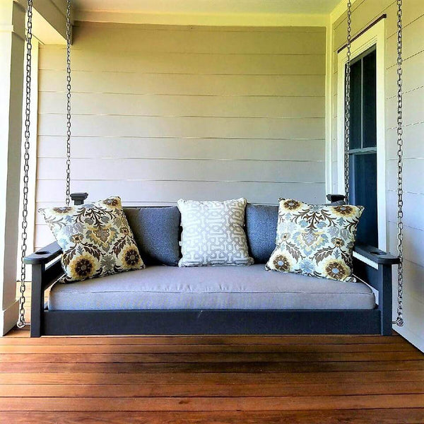 Porch Swing Pillows and Cushions