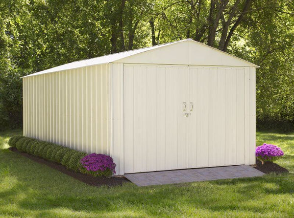 ARROW Commander 10' x 20' Metal Shed Kit