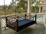 Custom Carolina- Porch swing bed - Classic Columbia