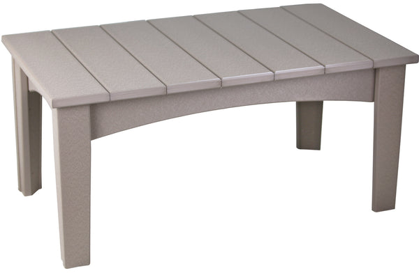 Luxcraft Island Coffee Table