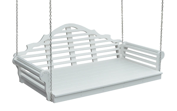 Poly Swing Bed (4ft, 5ft, 6ft) - Marlboro Design - A&L Furniture