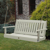 Synthetic Wood Porch Swing - Lehigh collection - Highwood - 4ft, 5ft