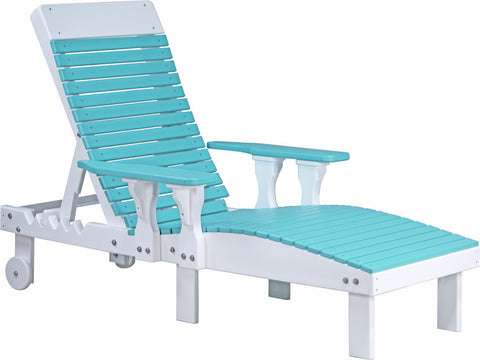 Luxcraft Recycled Plastic Poly Lounge Chair