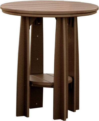 "Luxcraft Counter Height 36"" Balcony Table (Poly)"