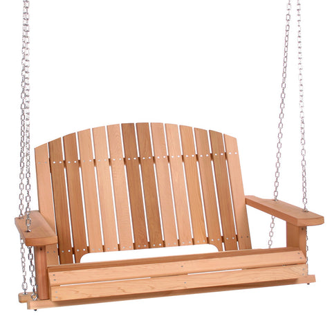 4ft Pergola Swing - Red cedar - All Things Cedar