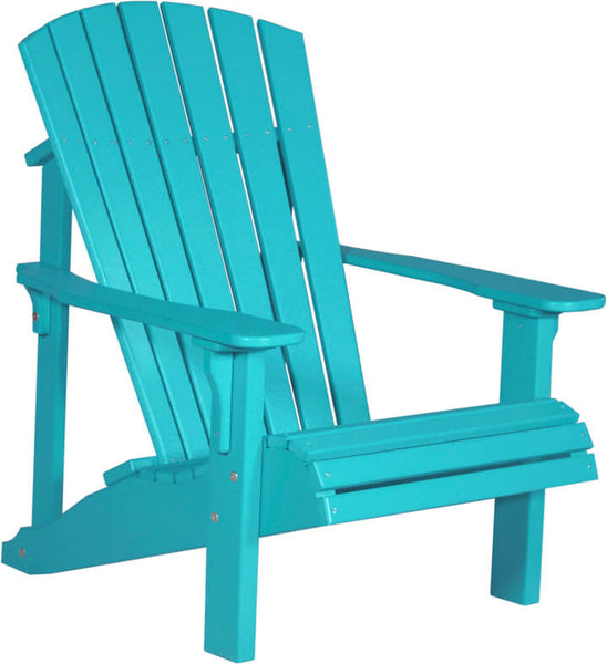Poly Deluxe Adirondack Chair (Luxcraft)