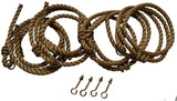 A&L Furniture Rope Kit - Porch Swings, Swing Beds