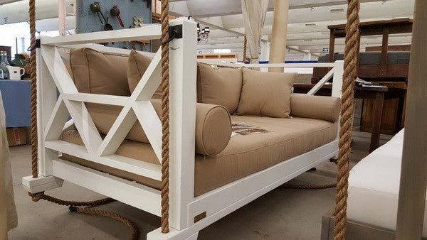 Seaside Bed Swing - Four Oak Designs - Alabama