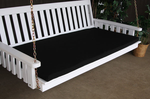 A&L Furniture - 4ft Swing Bed Cushion Mattress