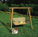 Swing stand - White Oak - Sittin' Easy