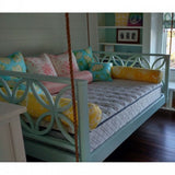 Custom Carolina - Swing Bed - Daisy Swing Bed