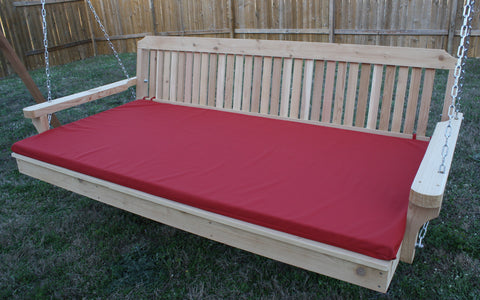 TMP - Traditional Swing Bed - Cedar