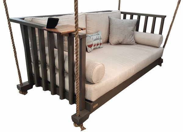 Four Oak Designs - Charleston Custom Bed Swing