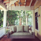 Low Country Swing Beds- West Ashley - Outdoor Swing Bed