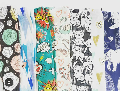 Adorable Leggings for Girls and Boys