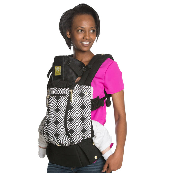 3fe371e14ec Lillebaby Complete ALL SEASONS Baby Carrier - Soho Noir