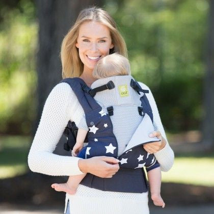 a34e895af1d Lillebaby Complete ALL SEASONS Baby Carrier - Stars in our Eyes ...