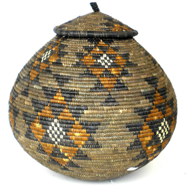 Zulu Wedding Basket - 009 Handmade and Fair Trade