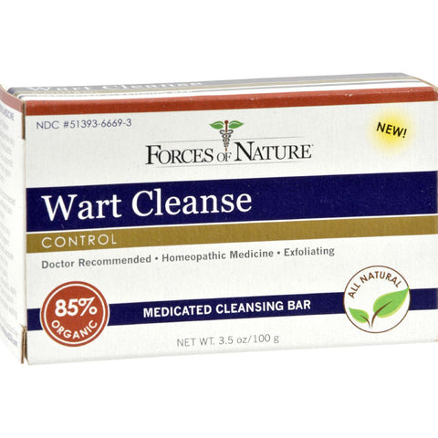Forces Of Nature Organic Wart Cleanse - 3.5 Oz