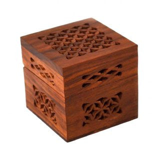Cutwork Wood Box