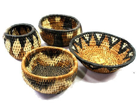 A Fair Trade Art- Multi Use Baskets