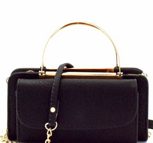 Load image into Gallery viewer, Marla Metal Handle Crossbody