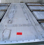 Panel Assembly-3105 Grade Aluminum Alloy NSN: 1670-01-485-1656 P/N 11-1-2780-16