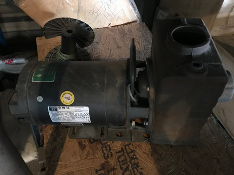 2HP ODP AMT Water Pump 208-230/460V/3/60Hz