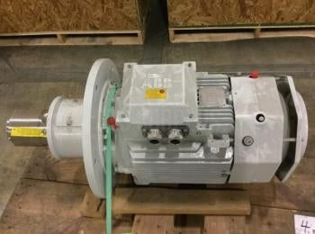28 HP/21 KW Nessie Water Pump 440V/60Hz ABB Model