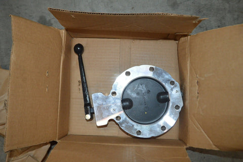 "4.5"" Betts Ind. Butterfly Valve NSN: 4820-01-398-1984 P/N: WD421ALV014"