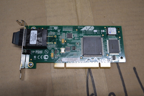 Allied Telesis AT-2701FX/SC-901 Dual Port Fiber Network Interface Card NSN:5998-01-529-2775