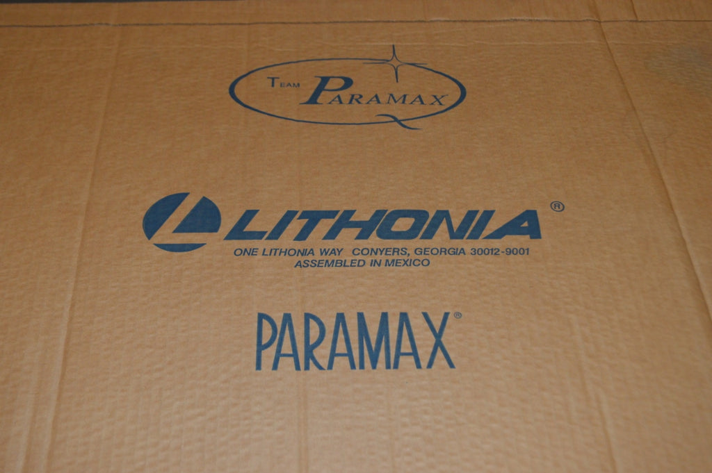 4 Ft Lithonia Ceiling Light Fixture New NSN:6210-00-E31-3900