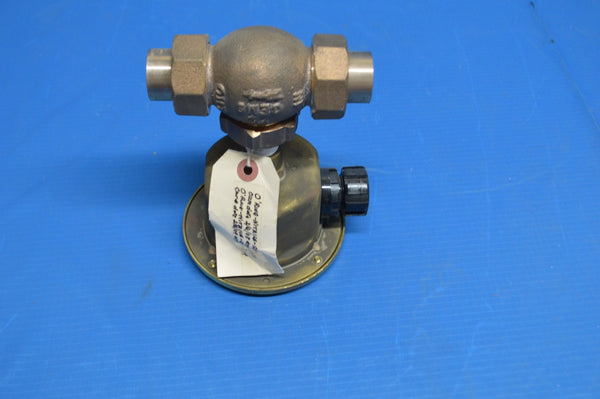 Gems Sensors FS-200/400 Shuttle Type Series Bronze Flow Switch, Inline NSN: 5930DSSWITCH1