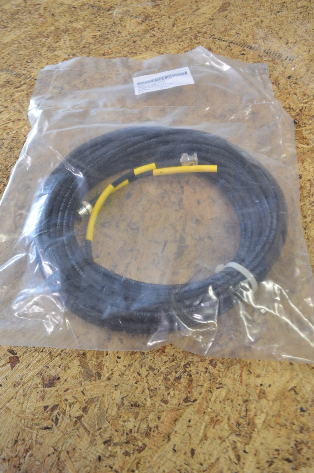 Special Purpose Cable NSN:6150-01-472-1569 P/N:A3249283-003