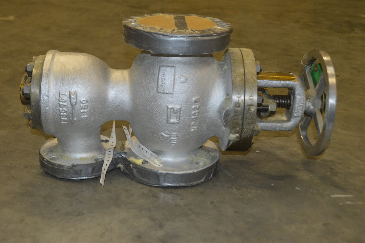 Gimbel Corporation Valve Assembly Model: S-945 NSN: 4820-01-293-8077