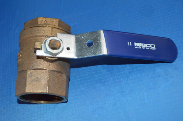 "2"" Ball Valve, Part Number MSS SP-110, NSN 4820-00-052-4653"