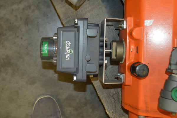 Betts  Actuator with Kace Model T1R900-SOEG/H-B Valve