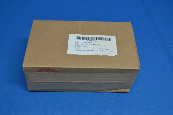 Battery Box, Radio Set A3249648-1 NSN:  6160-01-424-8514