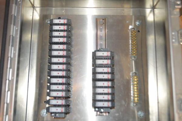 Hoffman Relay Panel p/n 99411400