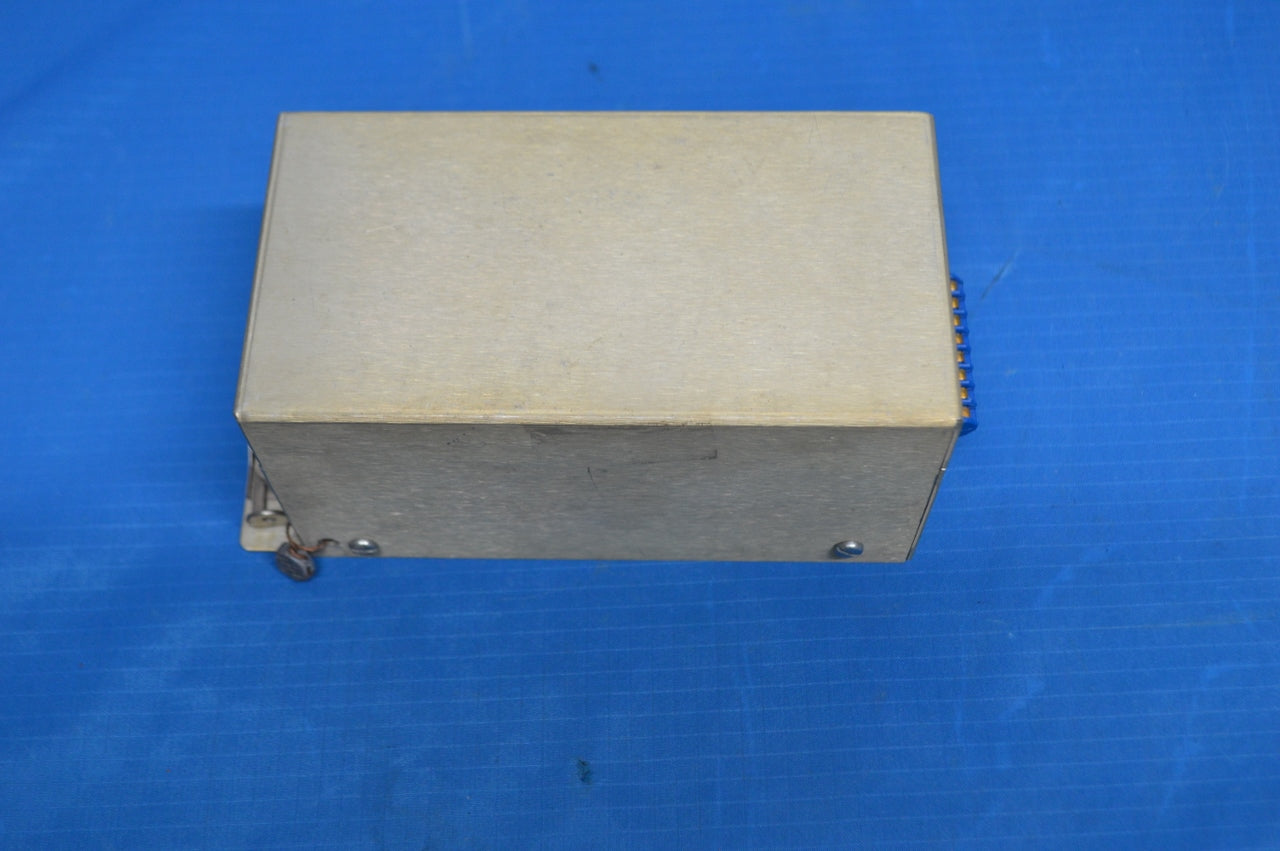 Superior Electric Co. Control Voltage Regulator Unit Type CU 69 NSN:6110-01-228-4618 P/N:CU-80