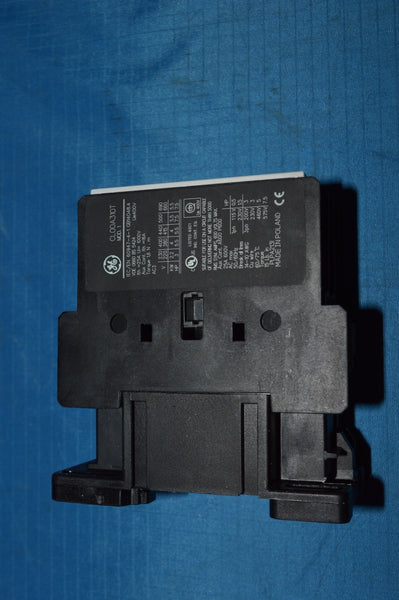 New - GE IEC Magnetic Contactor CL00A310TL 208VAC Coil Volts 10 Full Load Amps P/N: 9454181-1 NSN: 6110-01-493-8896