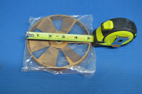 Axial Fan Impeller NSN: 6115-01-255-6457 Model: 150SG1107