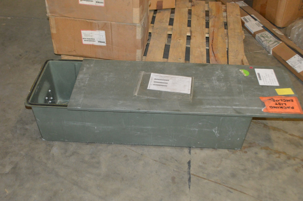 Military Shipping Storage Container Transport Case