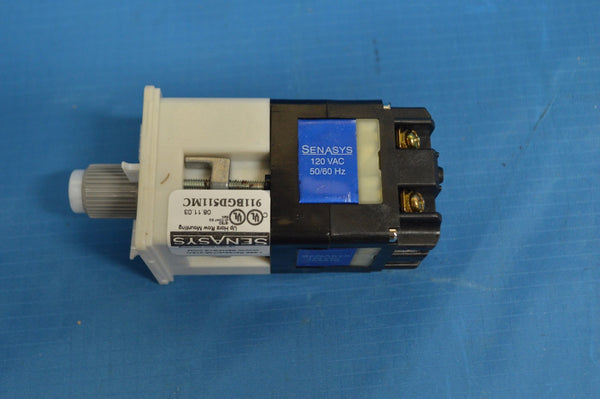 Senasys 911BGD511MC Selector Switch 120vac 50/60hz P/N:911PGD511MC