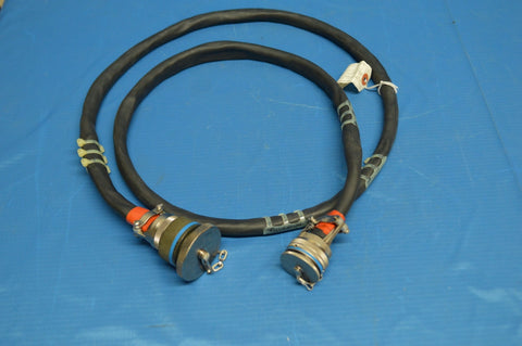 Military Power Cable Assembly, NSN:6150-01-482-1211, P/N: 24A27111-001