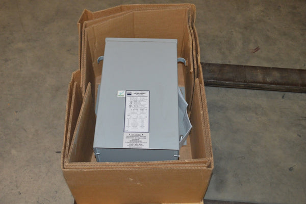 EGS Hevi-Duty HS14F5BS Shielded General Purpose Transformer NSN:5950DSTRANSFO P/N HS14F5BS