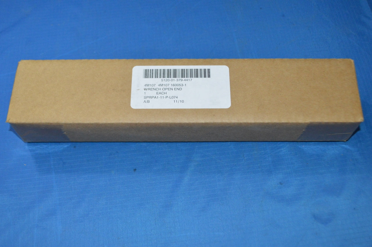 Open End Socket Wrench NSN:5120-01-379-4417 P/N:160053-1